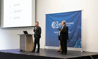 Mercateo, Cumbre eProcurement en Eslovaquia